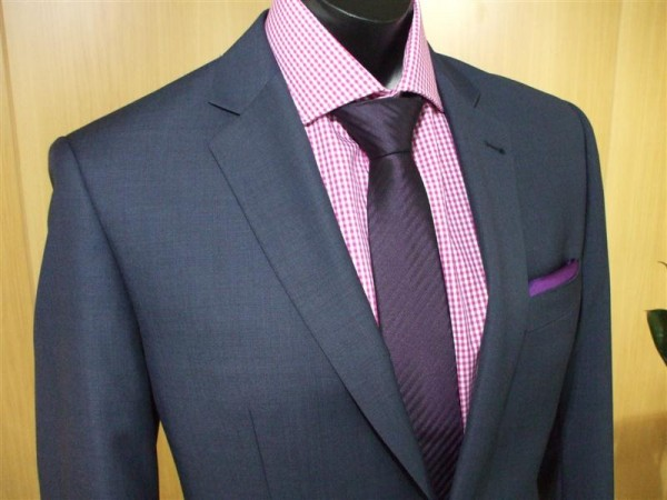 How to mix up your suit shirt tie combo for multiple for Charcoal suit shirt tie combinations